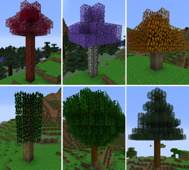 Árboles normales