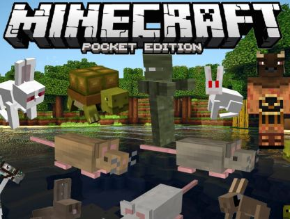 minecraft apk pocket edition