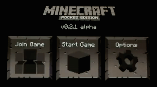 Minecraft Pocket Edition para iPhone y iPad