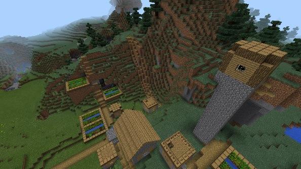 Otra seed de Minecraft