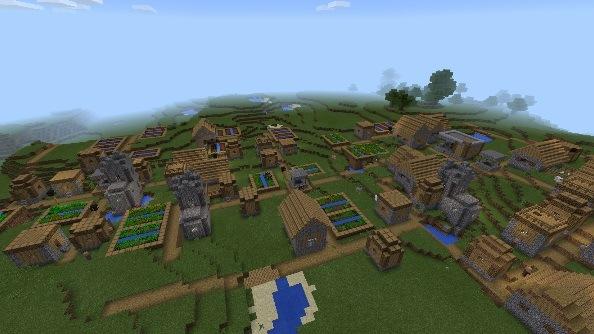 Seeds Minecraft mamaMOOSE