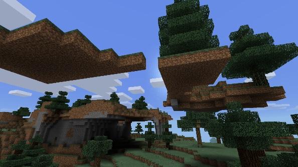 Seeds Minecraft Infinity