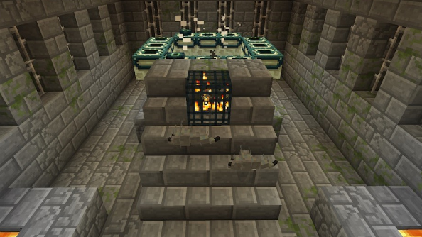 Seeds Minecraft Stronghold